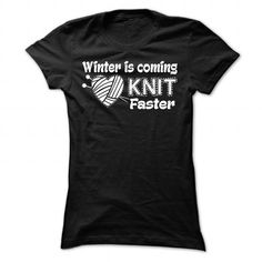 Winter Is Coming Knit Faster
