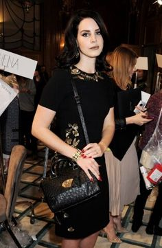Lana Del Rey, Fashion Week