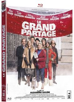 Le Grand partage (2015) - Blu-ray  BLURAY NEUF