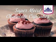 This cupcake recipe was supplied by one of our members and is super popular. They're really easy to make and yes, they were moist. Thumbs up from us!
