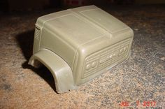 1972 GMC Series 7500 Conventional Hood RESIN 1/25th #qsd