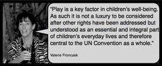 Children have the right to spend time in their own discoveries #IBinquirer #PYPchat
