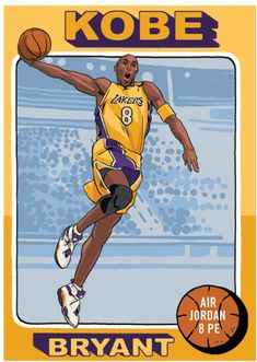 The Sneakers That Defined Kobe Bryant's Career Kobe Sneakers, Best Sneakers, Basketball Cards, Basketball Teams, Sports Drawings, Nba Wallpapers, Western Conference, Black Mamba, World Of Sports