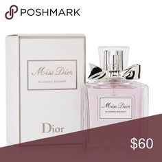 DIOR Miss Dior Blooming Bouquet Eau de toilette 3.4 oz, perfect spring time fragrance! Dior Other