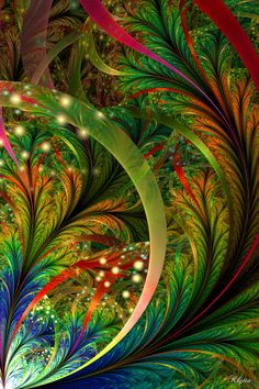 Titania's Garden by Klytia70 on DeviantArt