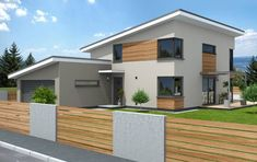 Návrh domu Solar complet od APEX ARCH s.r.o. Solar, Future House, Garage Doors, Shed, Outdoor Structures, Outdoor Decor, Home Decor, Ideas, Decoration Home