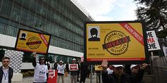 Gov't takeover of critical media group draws international backlash