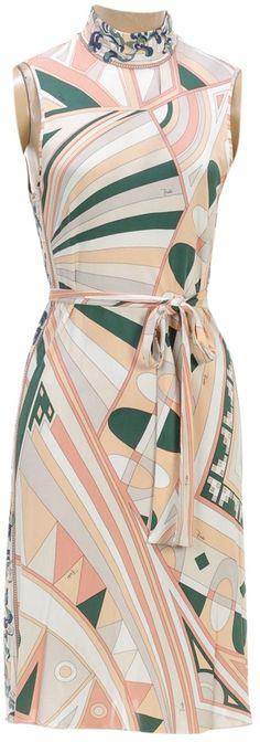 EMILIO PUCCI Mid-length dress