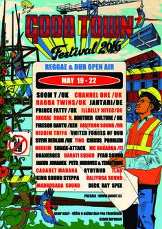 GoodTown Reggae & Dub Music Festival