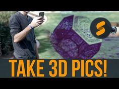 3d Photo App Fyuse Will Beat Instagram  This will revolution the social media #technology #hotbestvines #amazing