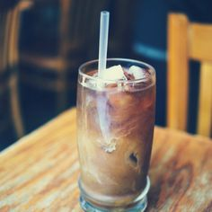 Tea, Coffee, and Books - iced coffee appreciation post