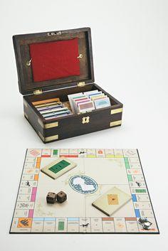 Jane Austen Monopoly — Josh Jordan