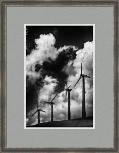 Cloud Blowers Framed Print By Alexander Fedin