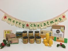 Here is a selection of just some of the giftware we have for Christmas on our website! http://www.sweetreehoney.co.nz/shop/Gifts.html