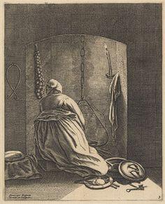 Geertruyt Roghman: A Woman Cooking (56.550.4)   Heilbrunn Timeline of Art History   The Metropolitan Museum of Art