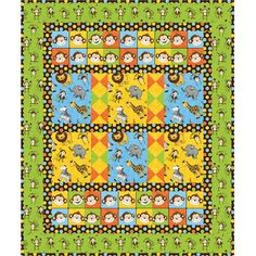 American Quilter's Society - Stampede Quilt Kit - Kits & Patterns