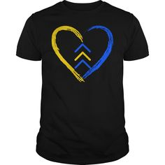 Heart and 3 Arrows Down Syndrome Awareness 943ea1b661f01