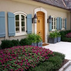 1000 images about cottage shutters on pinterest cottage for Cottage style exterior shutters