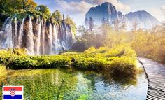 Utazz a Plitvicei-tavakhoz