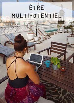 Je suis multipotentielle : sans vocation au travail, mais pas sans intérêts !