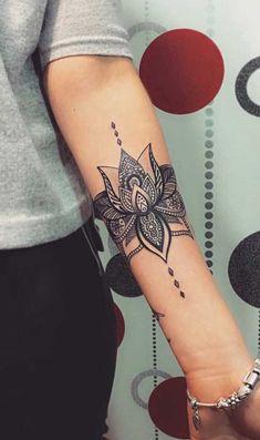 Henna Arm Tattoo, Cuff Tattoo, Piercing Tattoo, Cover Up Tattoos, Mini Tattoos, Flower Tattoos, Marathon Tattoo, Hip Tattoo Small, Hip Tattoos Women