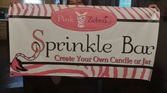"Pink Zebra uses eSigns.com for their company Banners! A creatively matching set of three banners and their great review is, ""Love them all!"" -Deirdre P."