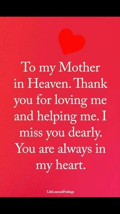 I think about you every day. Talk to the brightest star at night knowing it's you. I love you and miss you so much MOM! Mom I Miss You, Missing You Quotes For Him, Missing Thoughts, Daddy, Mother In Heaven, Missing Mom In Heaven, Grieving Quotes, Remembering Mom, Memories Quotes