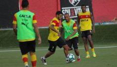 Vitória na Veia! Com Patric, Vitória segue preparação para jogo contra o Bahia de Feira - Vitória na Veia!