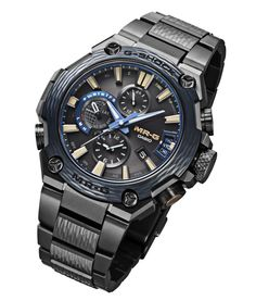 G-Shock with Connected Engine — Baselworld 2017 G Shock Watches Mens, G Shock Men, Casio G Shock, Watches For Men, Stylish Watches, Cool Watches, Men's Watches, Casio Vintage, Swatch