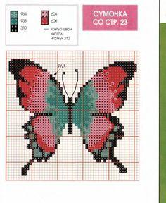 ru / Фото - бабочки - irisha-ira Lots and lots and lots of butterflies. Butterfly Cross Stitch, Cross Stitch Heart, Cross Stitch Borders, Modern Cross Stitch Patterns, Cross Stitch Animals, Just Cross Stitch, Cross Stitch Flowers, Cross Stitch Designs, Cross Stitching