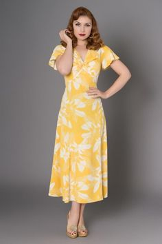 Retro-Strickkleid schönes Kleid im Retro Look Karo Muster Sommerkleid Träger