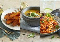 6 enkle juleretter til julebordet Egg Benedict, Scampi, Creme Fraiche, Slow Food, Gull, Couscous, Vegan Vegetarian, Carrots, Food And Drink