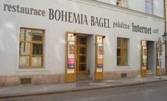Bohemia Bagel - Prague