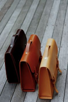 Ped's & Ro Leather Blog: New colours