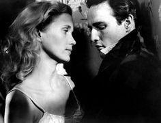 Eva Marie Saint and Marlon Brando in On The Waterfront (Elia Kazan, 1954)