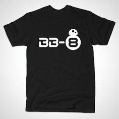 BB-8 @ https://www.teepublic.com/t-shirt/137043-bb-8