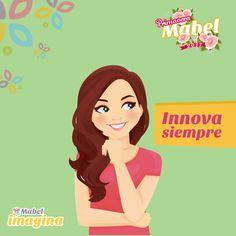 Nunca dejes de innovar, conoce a tu competencia, ofrece algo diferente, busca las tendencias, ¡deja volar tu imaginación! ;) :D