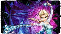 Elsa Frozen by xAteyox