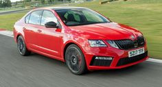New Skoda Octavia RS 245 Arrives In The UK Priced From 27595
