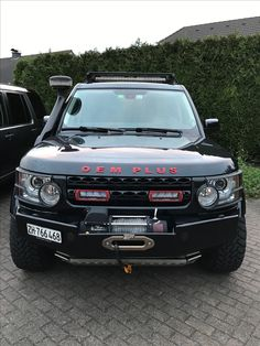 Integrated high beam lights by #oemplustuning
