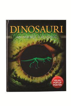 Dinosauri: Animirani 3D vodič - Knjige