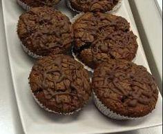 Rezept gefüllte Nutella-Muffins von ChiaraK - Rezept der Kategorie Backen süß