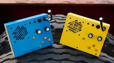 The independant New York based musical instrument manufacturer Critter & Guitari makes hand held portable musical instruments with a difference, guaranteed to give your music a colourful look a…