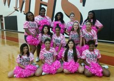Before you get all pink-ed out for your PINK-OUT game, here's a little reminder on why we wear pink and how you can do more! Cheerleading Company, Susan G Komen, Pink Out, We Wear, How To Wear, Cheer Stuff, Breast Cancer Awareness, Check, Blog