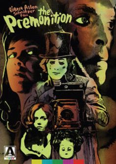 The Premonition (DVD, 2017) Arrow Video Special Edition Horror! *NEW & SEALED*