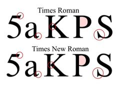 Times New Roman - The Newspaper Font That Took Over Windows