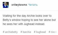 Omg! Can we have a scene like this!  Riverdale #Bughead #Barchie