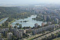 KOSICE - sídlisko NAD JAZEROM My Town, Bratislava, River, Outdoor, Historia, Outdoors, Outdoor Games, The Great Outdoors, Rivers