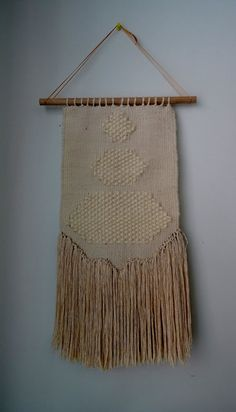 Woven Tapestry by racheljOK on Etsy, $135.00