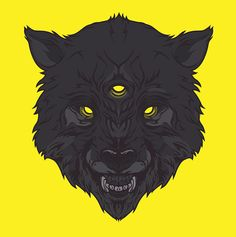 Lone Wolf on Behance